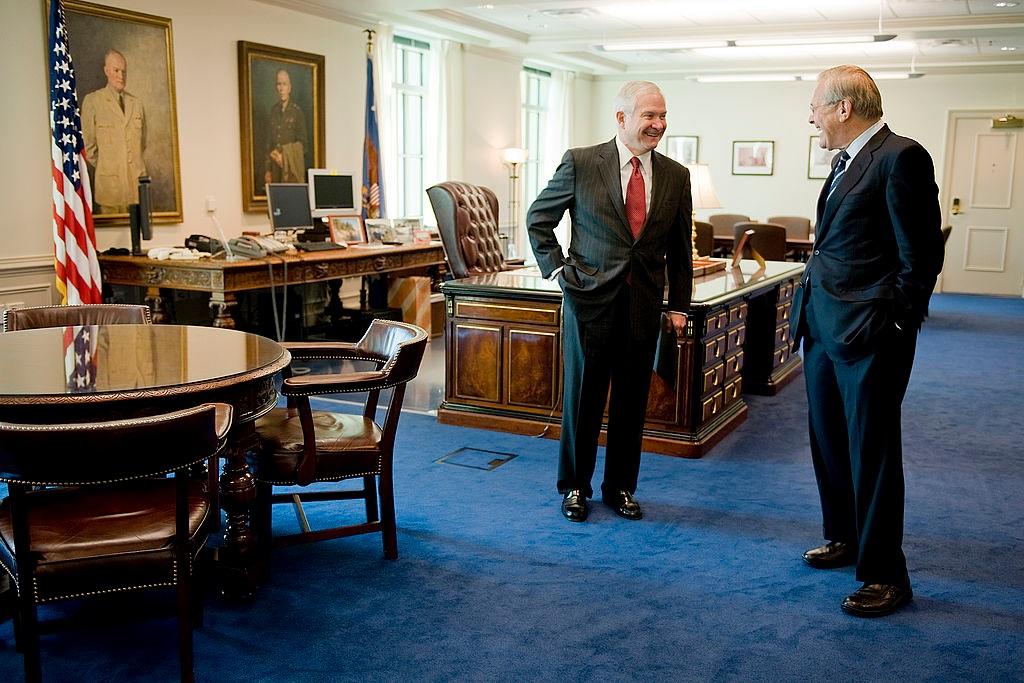 biuro sekretarza obrony USA