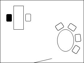 układ biurka 3