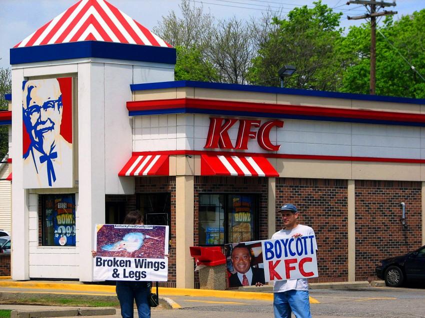 Bojkot KFC