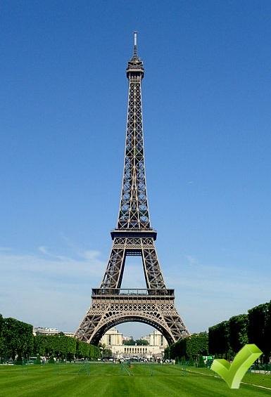 Wieża Eiffela1