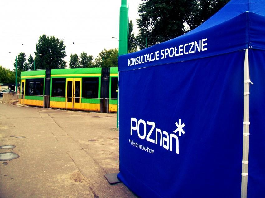 terenowe konsultacje społeczne w Poznaniu